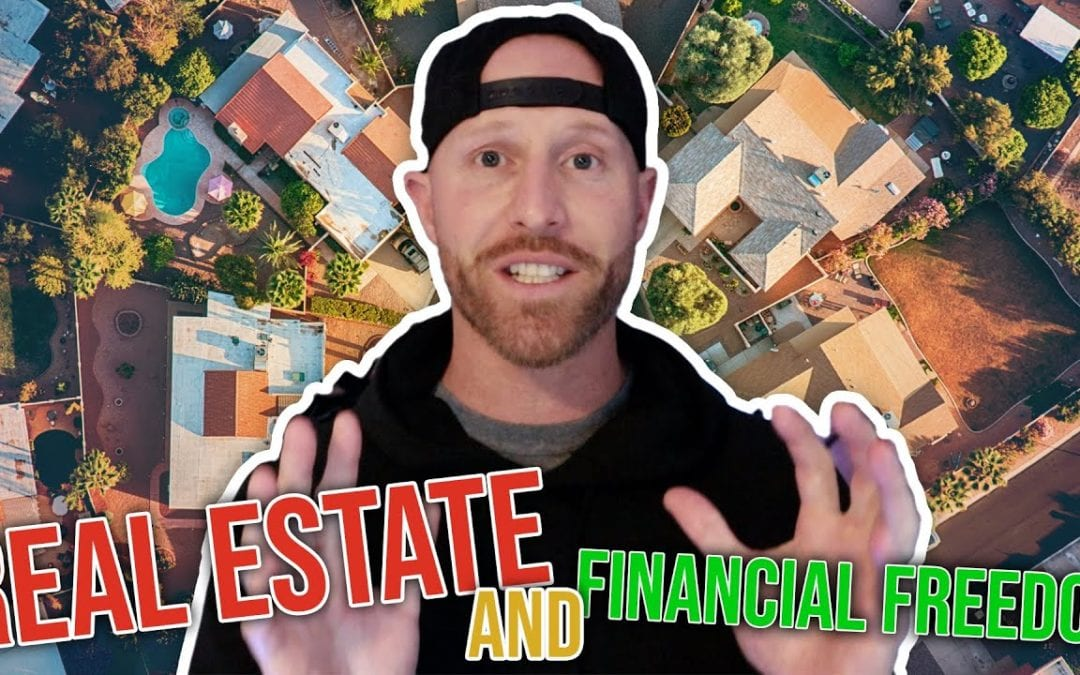 Financial Freedom Through Real Estate w/Kris Krohn
