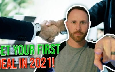 👍🏻🏠 How To Get Your First Deal In 2021