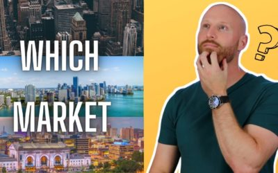 HOW TO ANALYZE REAL ESTATE MARKETS BEFORE YOU INVEST IN THEM