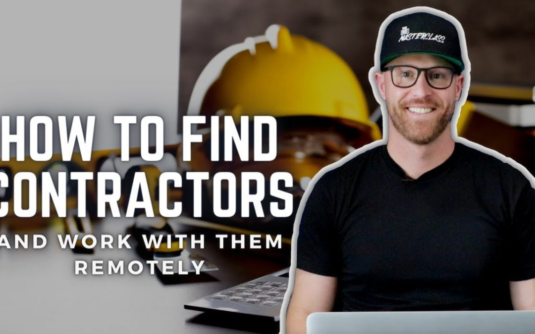 How To Work With Contractors Virtually